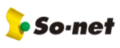 so-netモバイルWiMAX2+のロゴ