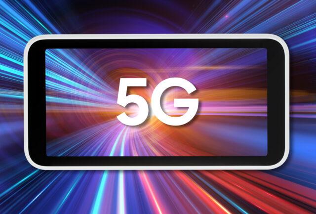 Galaxy 5G Mobile Wi-Fiの5Gイメージ